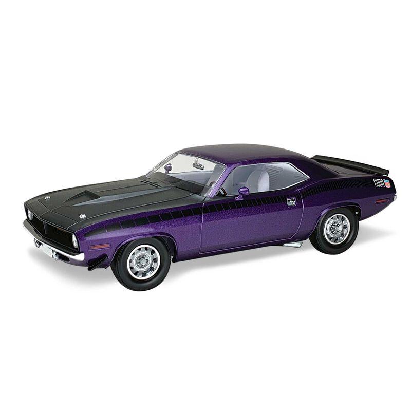 1/25 70 Plymouth AAR Cuda