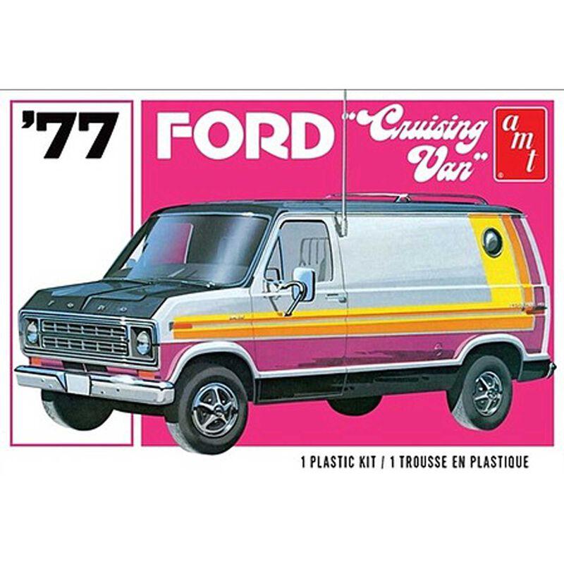 1/25 1977 Ford Cruising Van 2T
