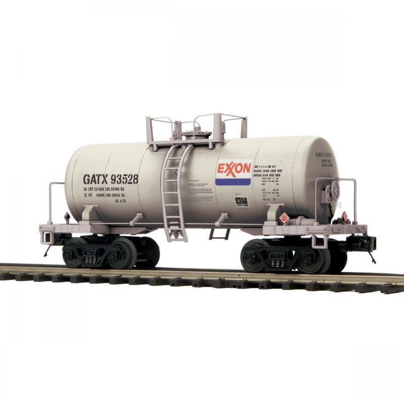 O 8000 Gallon Tank Car Exxon #93528