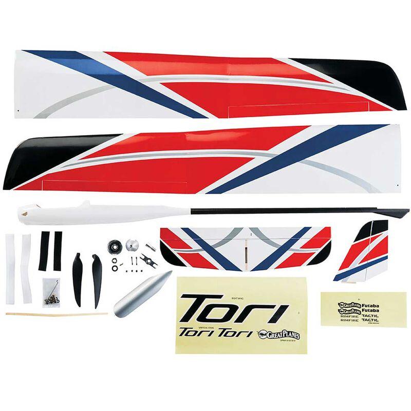 Tori 2M EP Glider Rx-R
