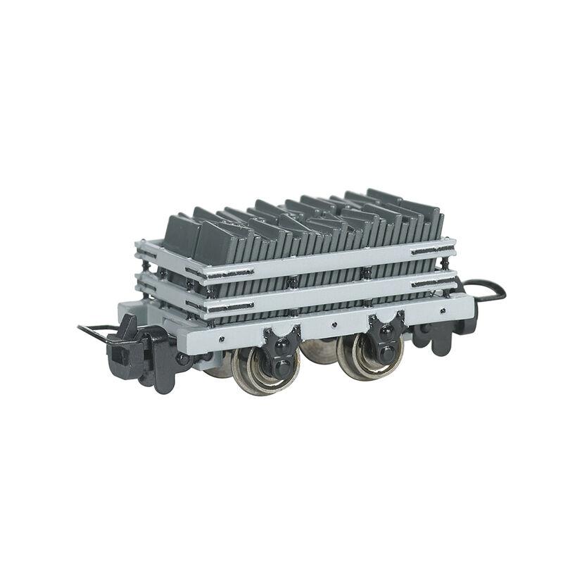 HOn30 Slate Wagon w Load