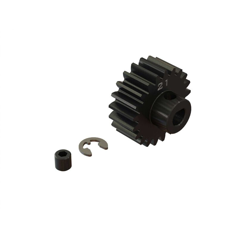 Pinion Gear, 21T HD Mod1 Safe-D5