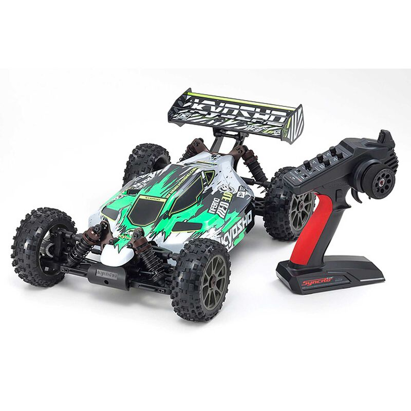 1/8 Inferno Neo3.0 VE 4WD Buggy Brushless RTR, Green