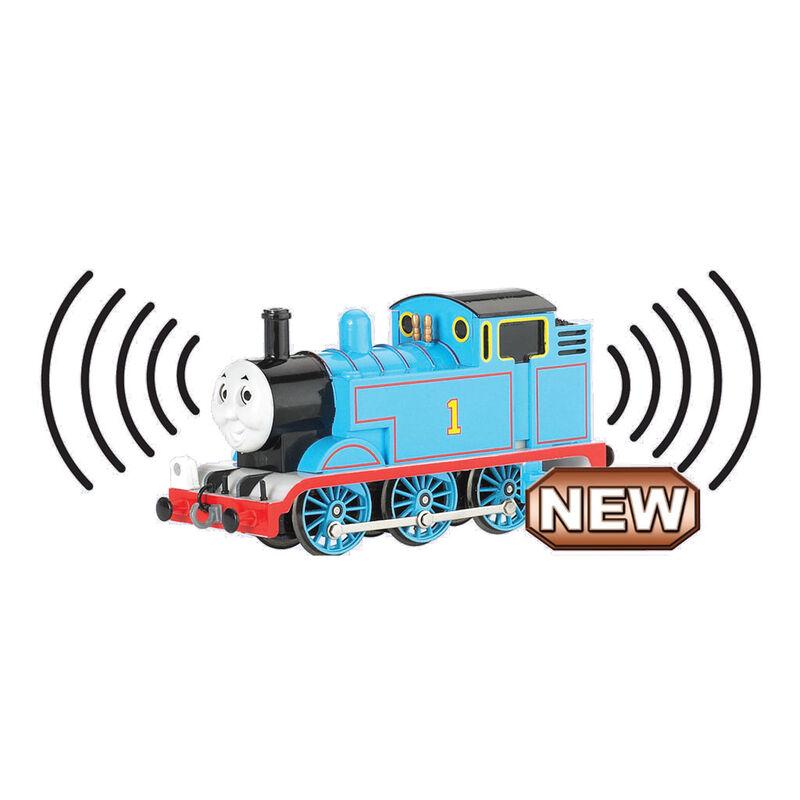 HO Thomas the Tank Engine w/Sound & Moving Eyes