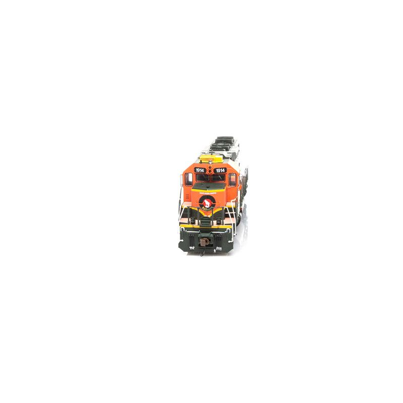 HO RTR SD39 with DCC & Sound BNSF GN #1914