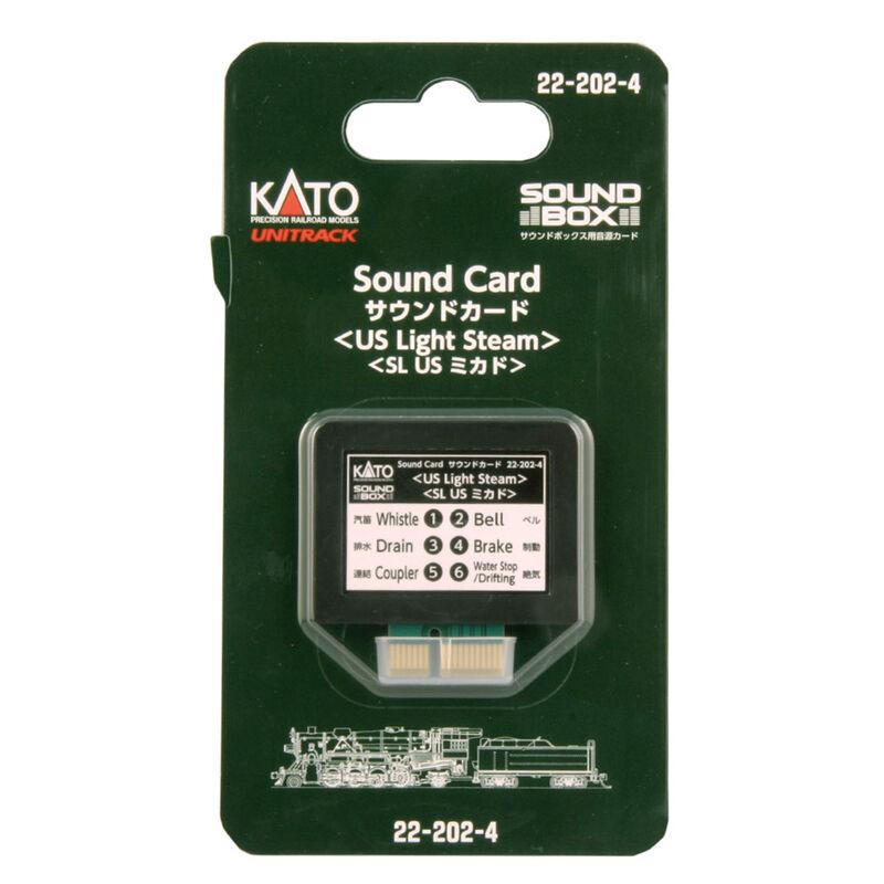 Sound Card, US Light Steam