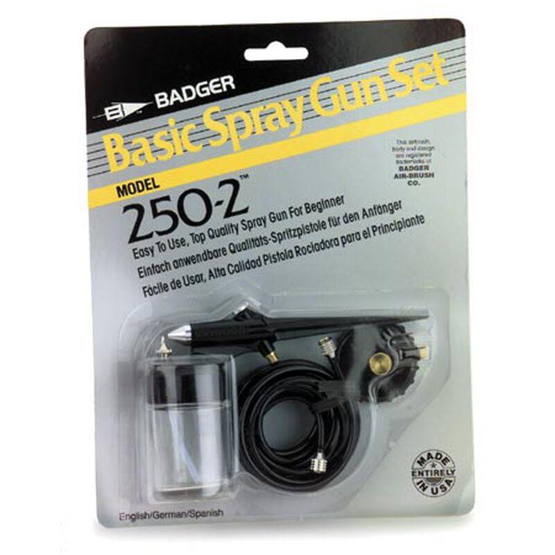 250 Spray Gun Basic Set, Carded
