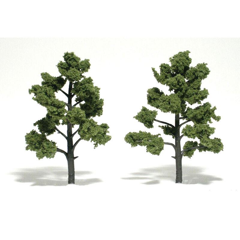 """Ready-Made Tree, Light Green 5-6"""" (2)"""
