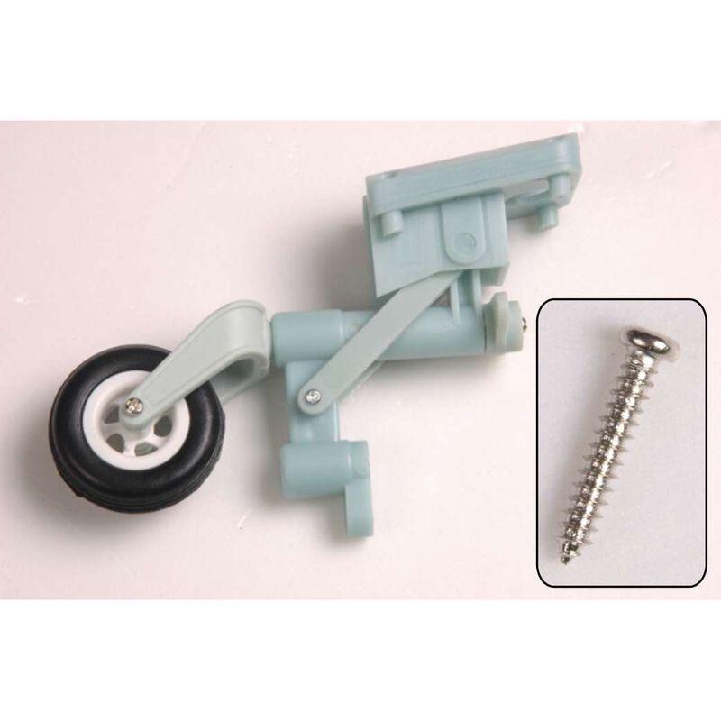 Rear Land Gear  FW190 Y-6 1400mm