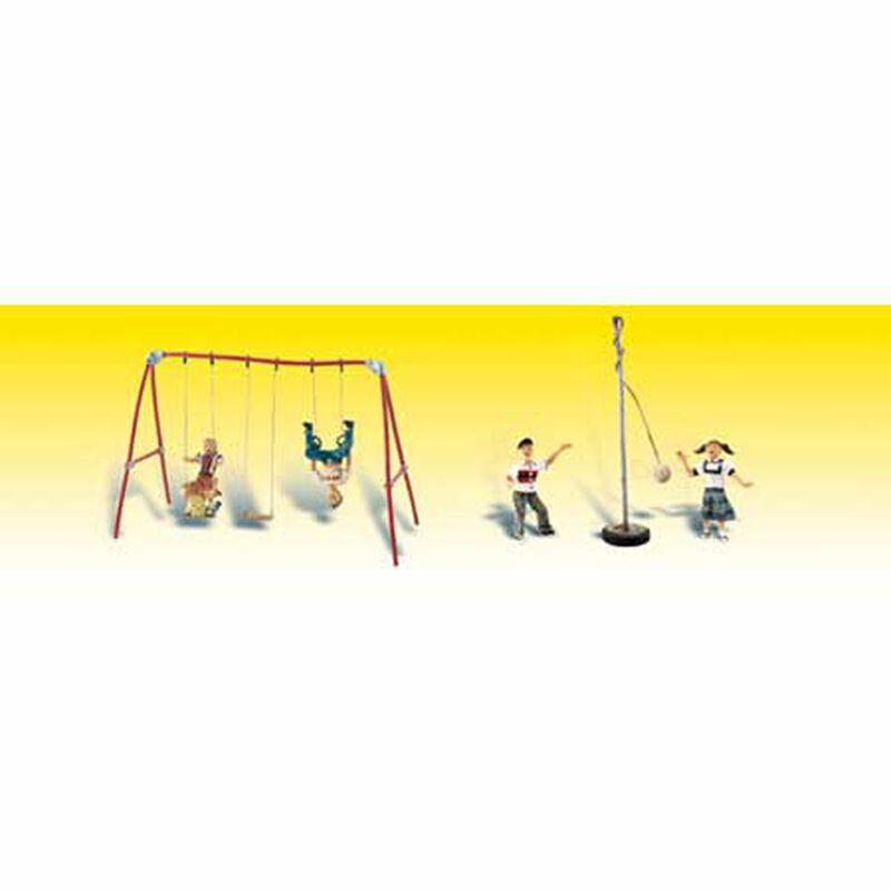 HO Playground Fun