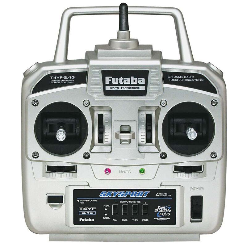 4YF 4-Channel FHSS System