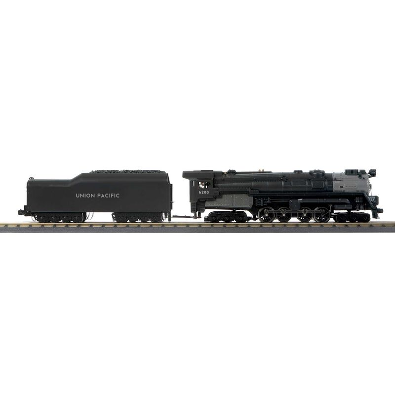 O-27 Imperial 6-8-6 S-2 w PS3 UP #6200