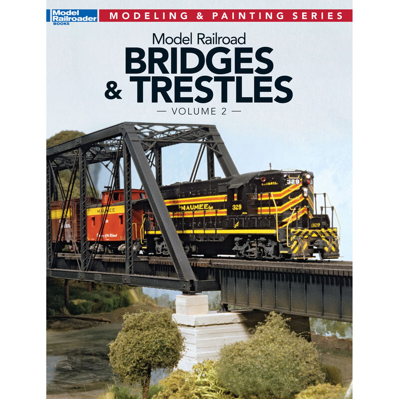 Model Railroad Bridges and Trestles, Version 2