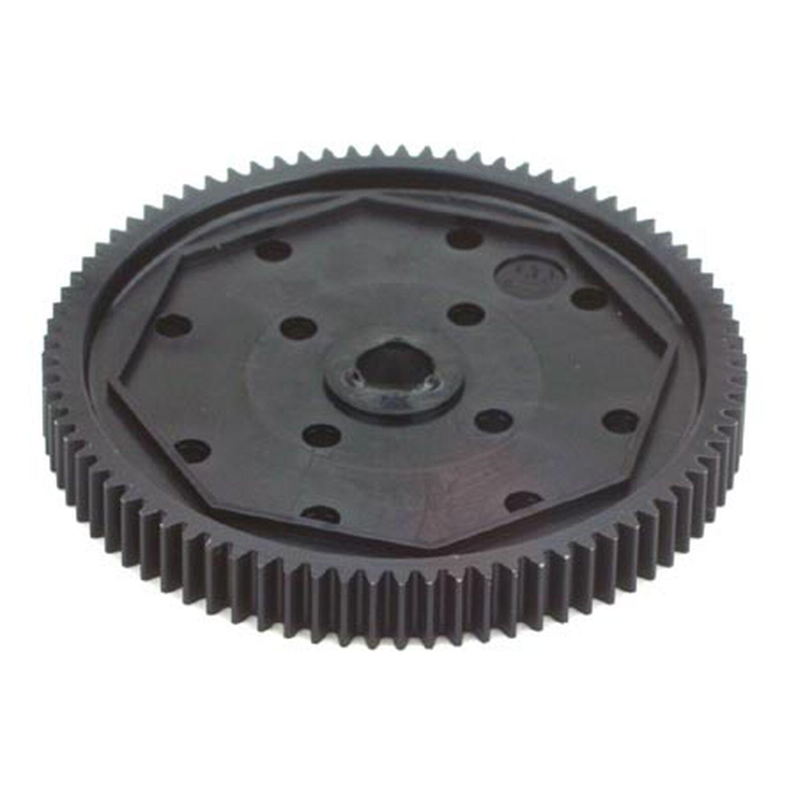 Spur Gear, 81T, 48P: B4/T4