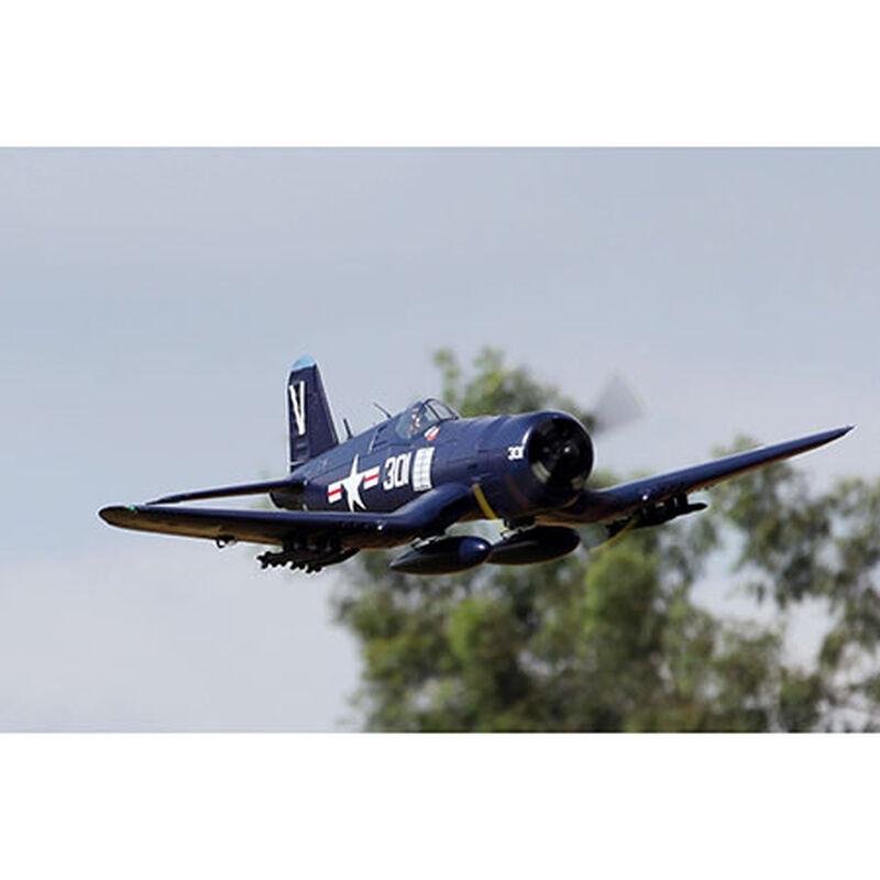 F4U Corsair Blue PNP, 1700mm