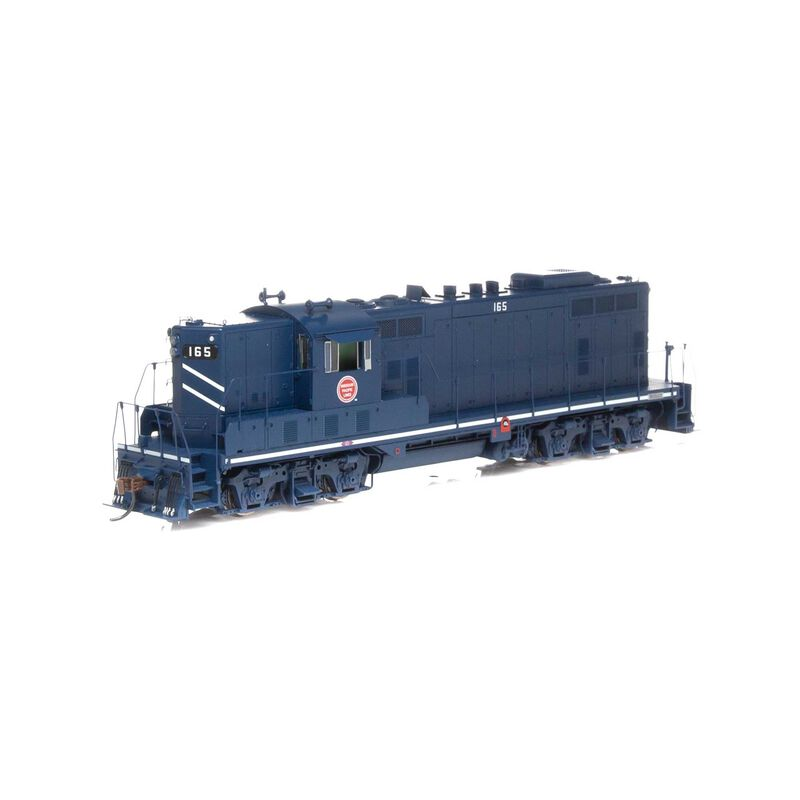 HO GP7 with DCC & Sound MP #165