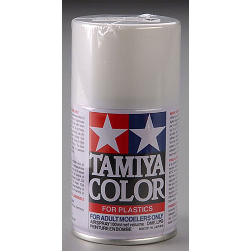 Spray Lacquer TS-45 Pearl Whit