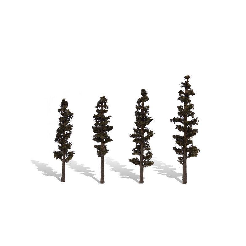"Classics Tree, Standing Timber 4-6"" (4)"
