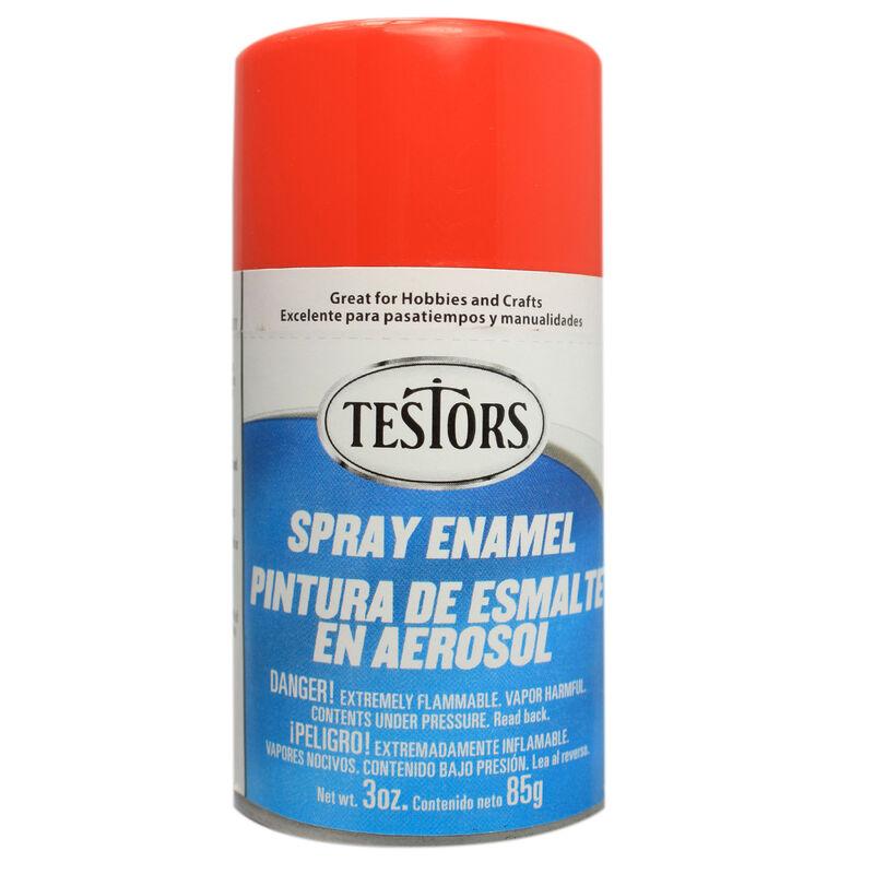 Spray 3 oz Gloss Bright Red