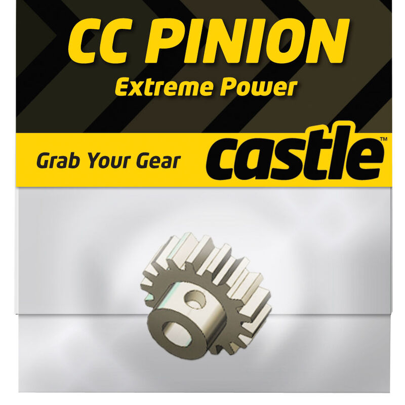 Mod 1 CC Pinion, 15T