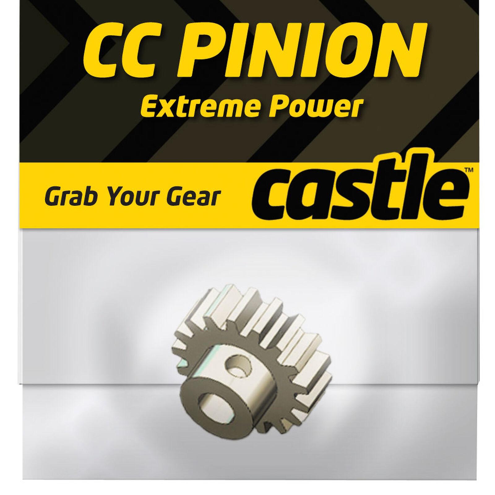 Mod 1 CC Pinion, 17T