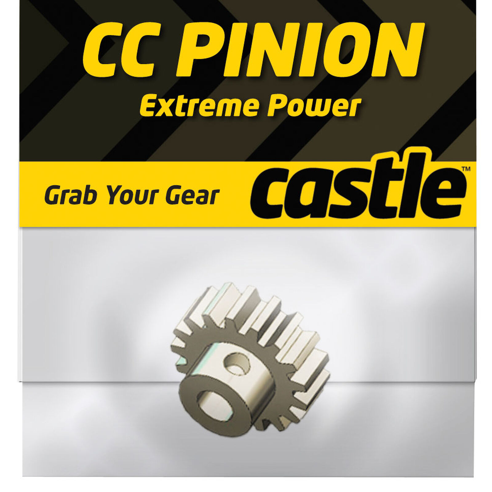 Mod 1 CC Pinion, 19T