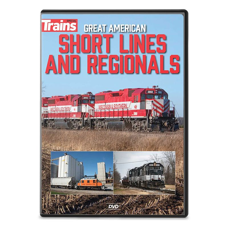 Great American Short Lines and Regionals
