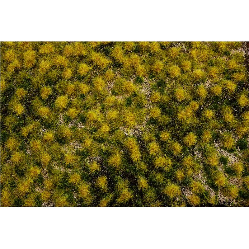 """11.75"""" x 7.5"""" Tufted Grass Mat Dry Grass"""