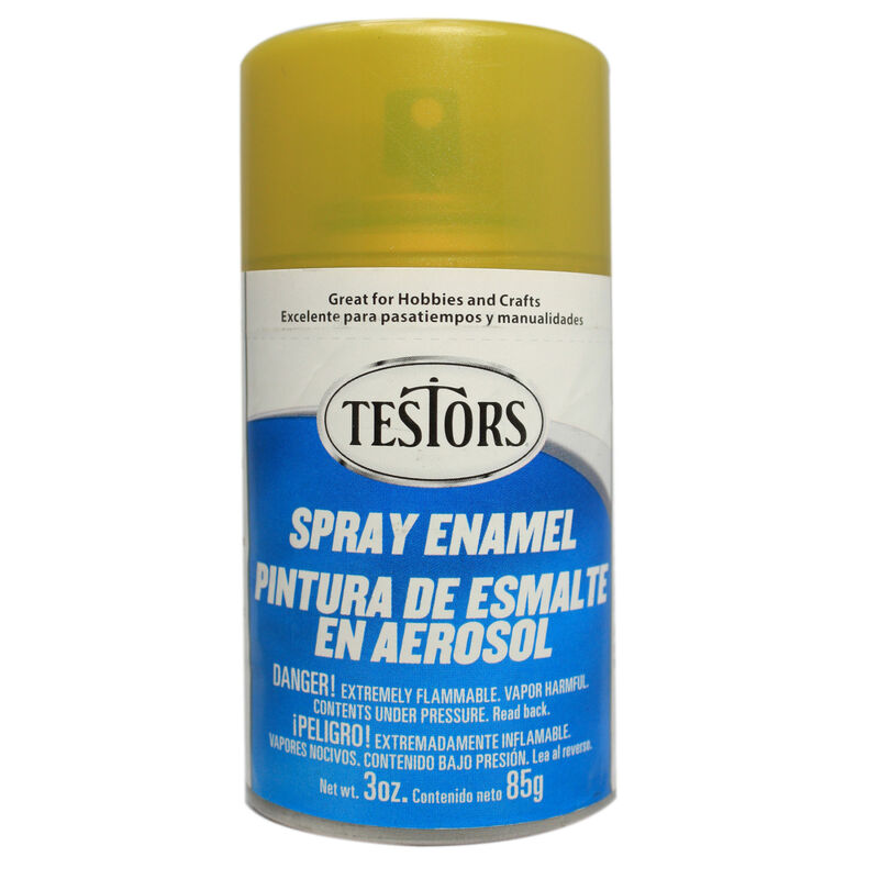Spray 3 oz Lime Gold Metal Flak