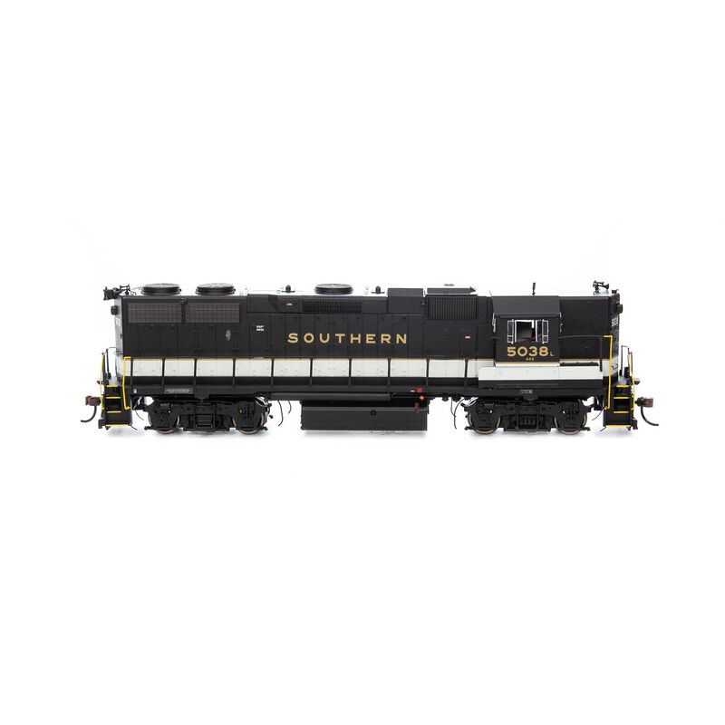 HO GP38-2 EMD with DCC & Sound SOU Paper Filter#5038L