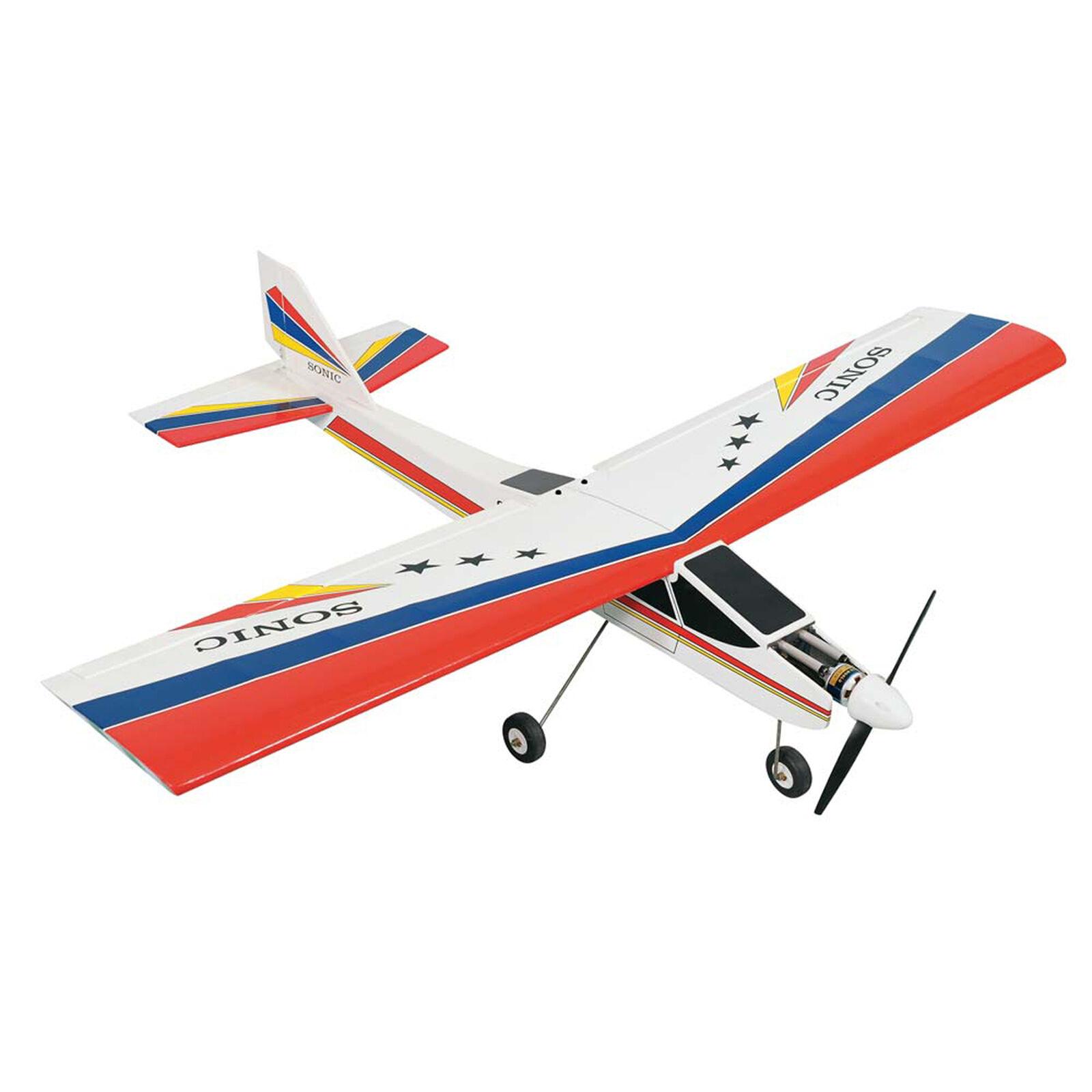 Sonic Mk2 High-Wing .25-.32 GP EP ARF 52.