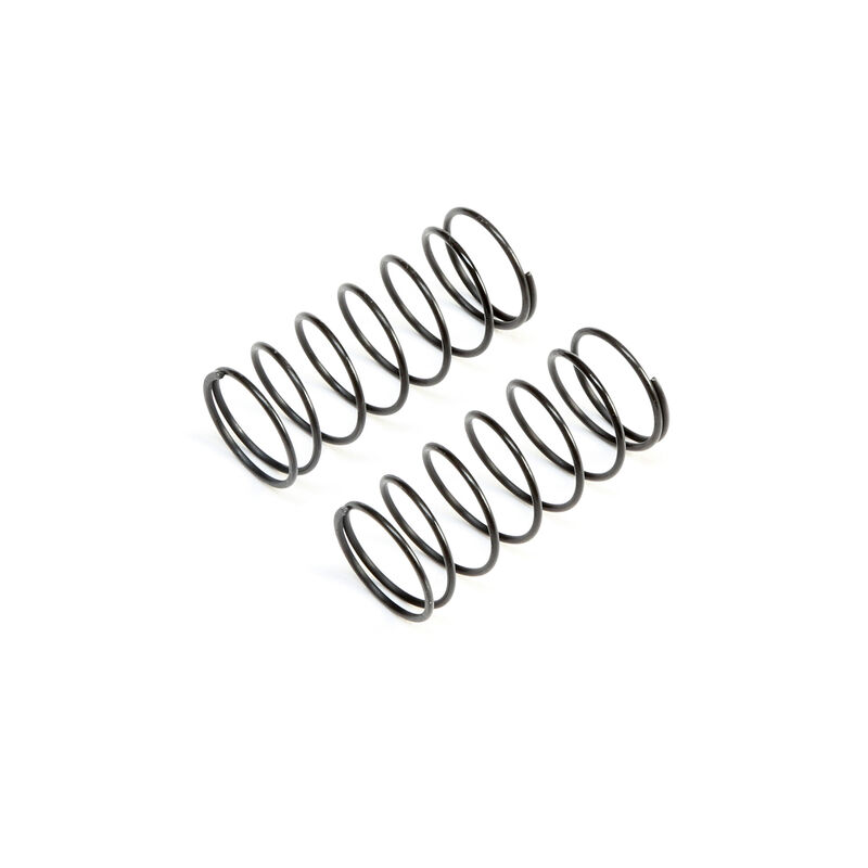Front Springs, Black, Low Frequency 12mm (2)