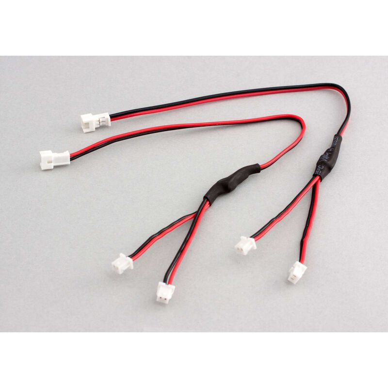 "Y-Harness, HD 6"" (2): Universal Light Kit"
