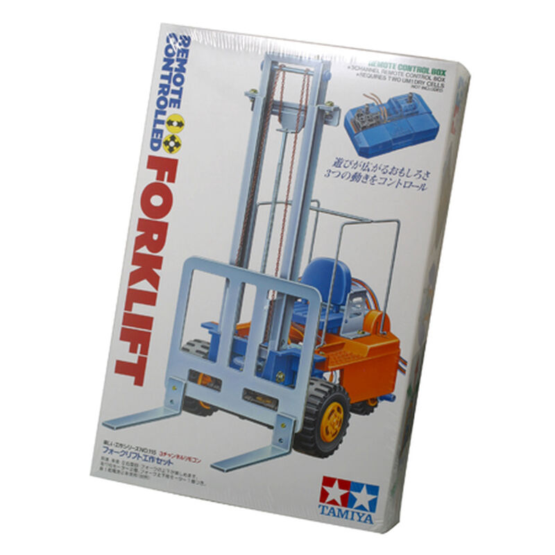 Remote Controlled Forklift