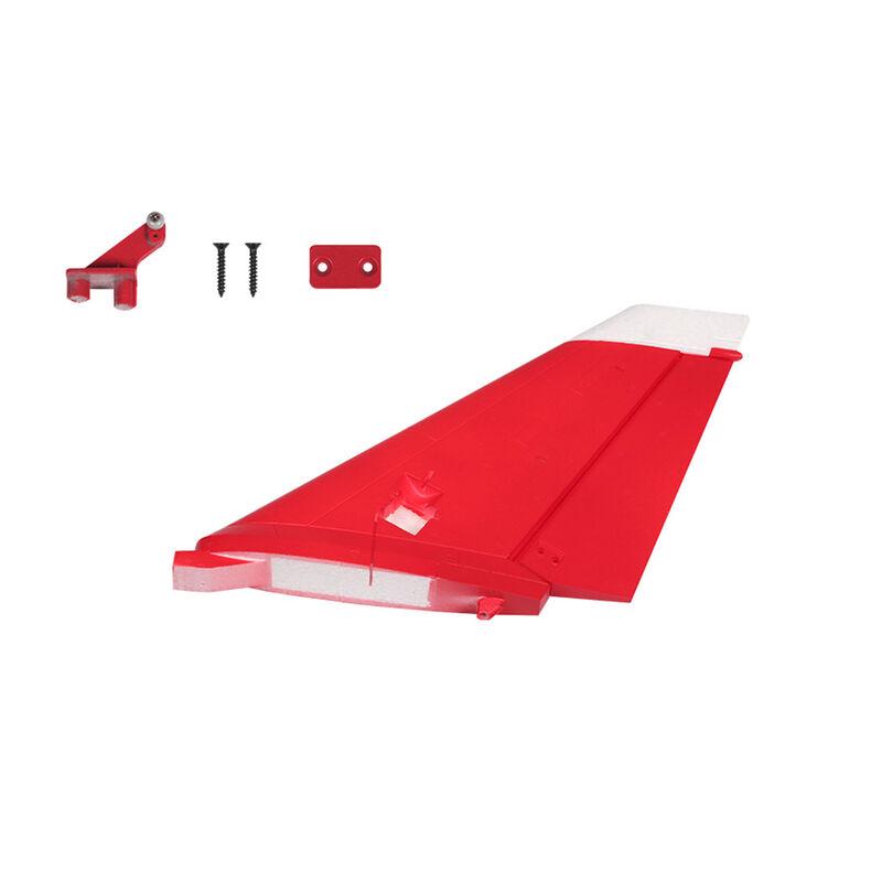 Vertical Stab: Yak 130, Red