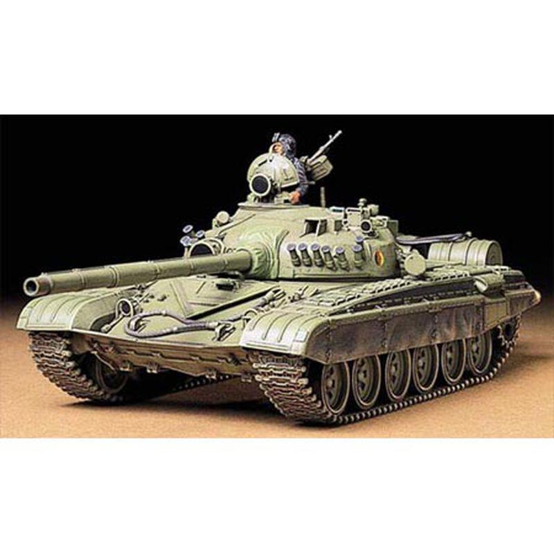 1/35 Russian Tank T72M1