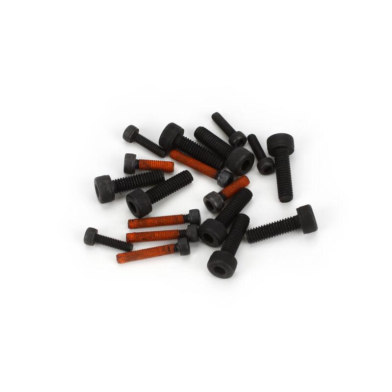 Cylinder Screw Set: BG, CC