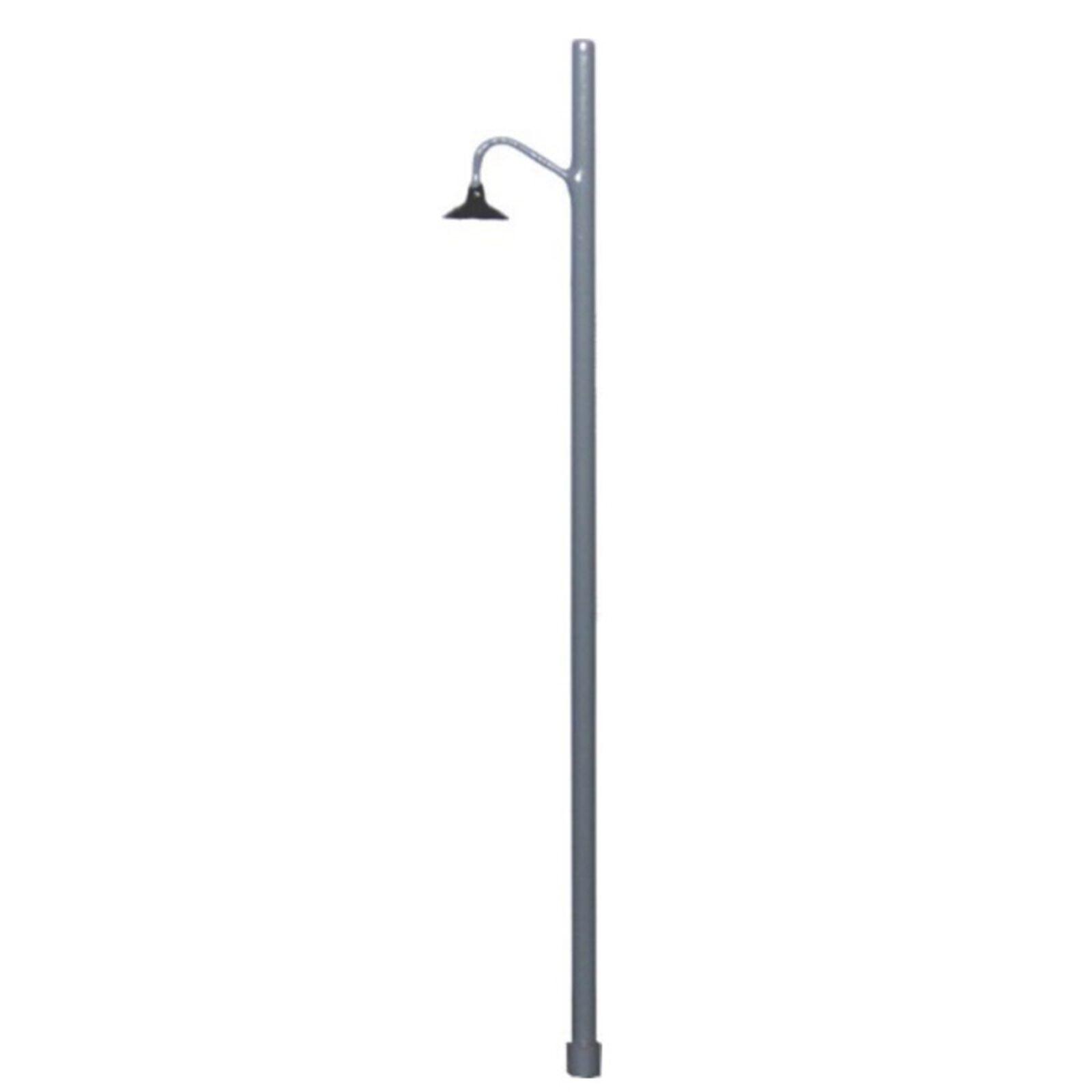 N Lighting System Curved Hi-Hat Metal Pole