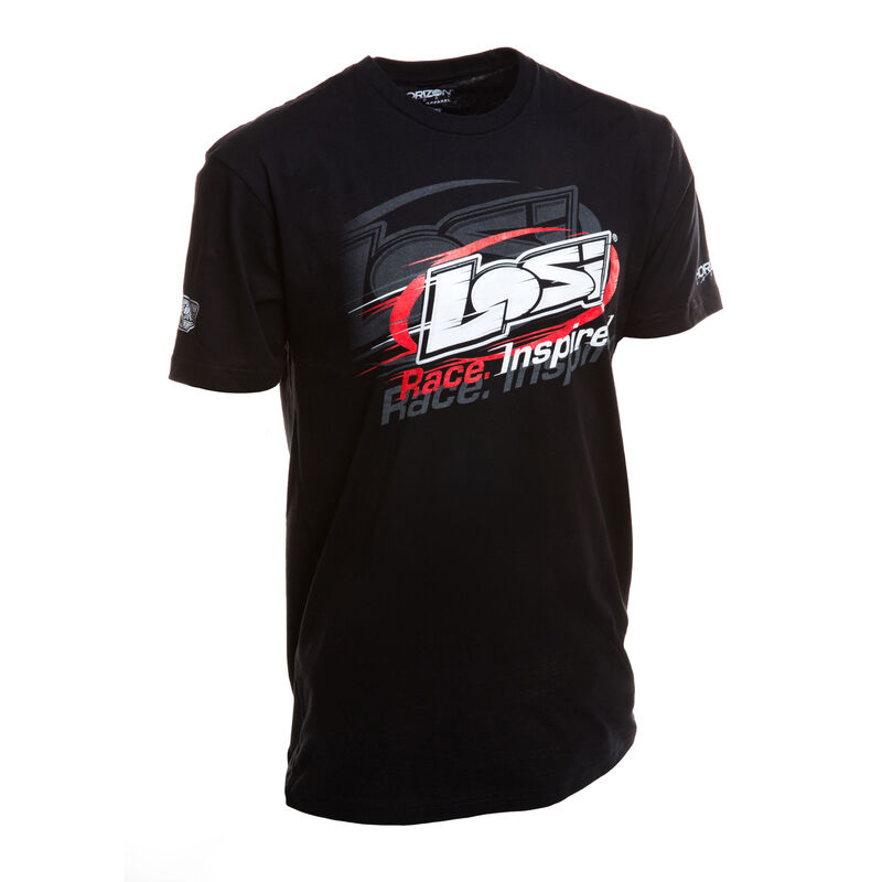 Race Inspired T-Shirt, Large