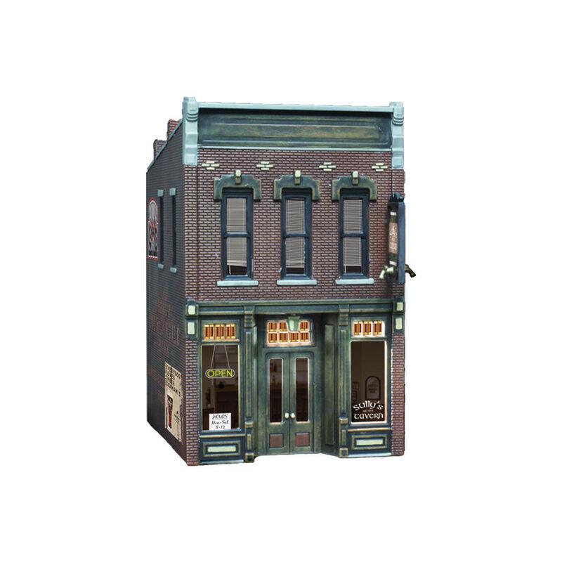 N Built-Up Sully's Tavern
