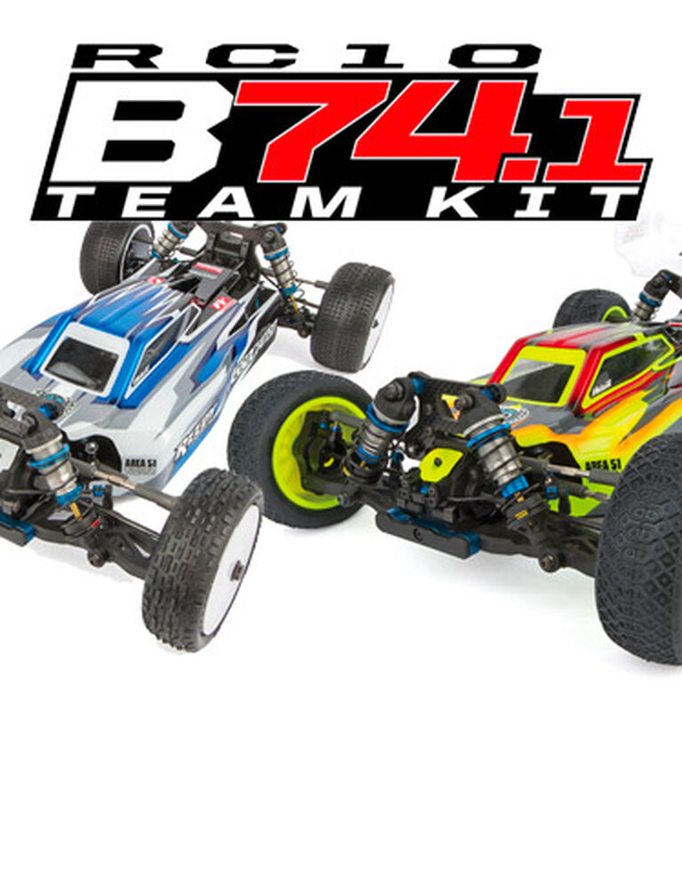 Team Associated 1/10 RC10B74.1