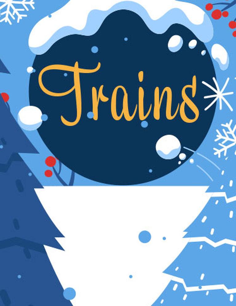 Train Gift Guide