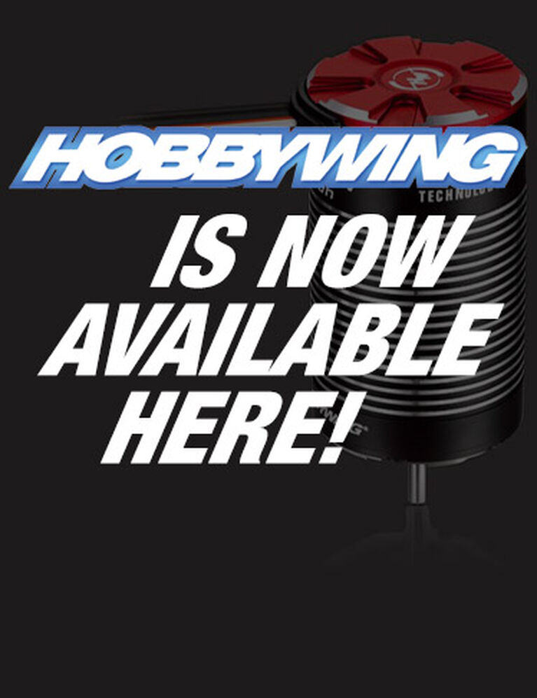 HOBBYWING Now Available on Tower