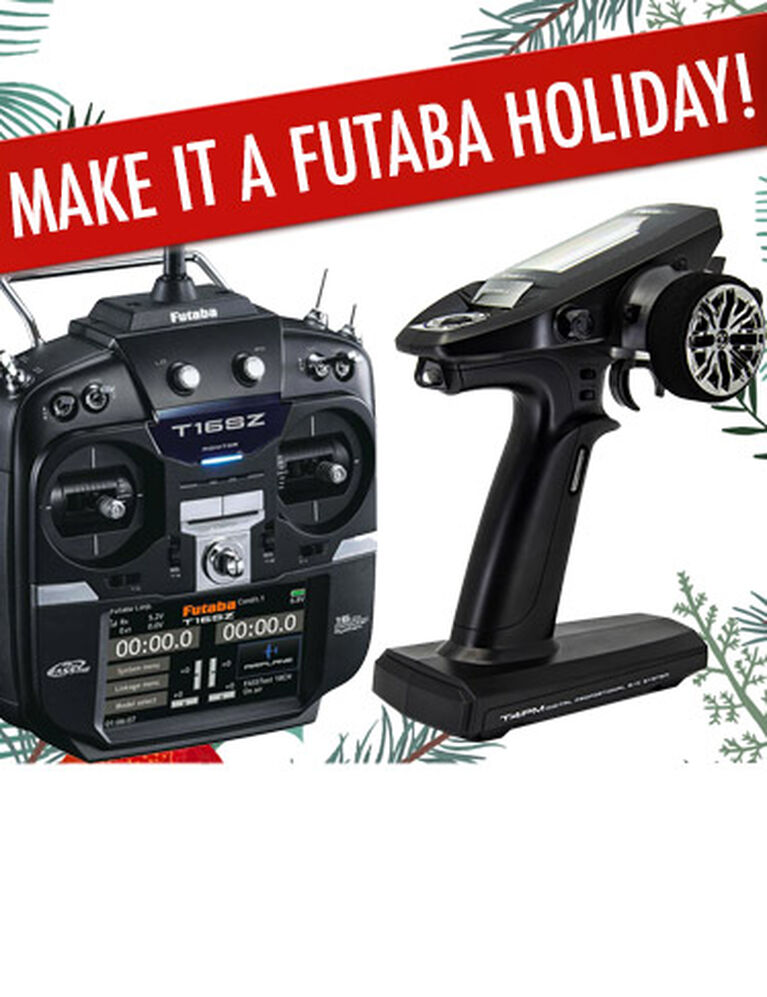 Futaba Holiday Sale on select items