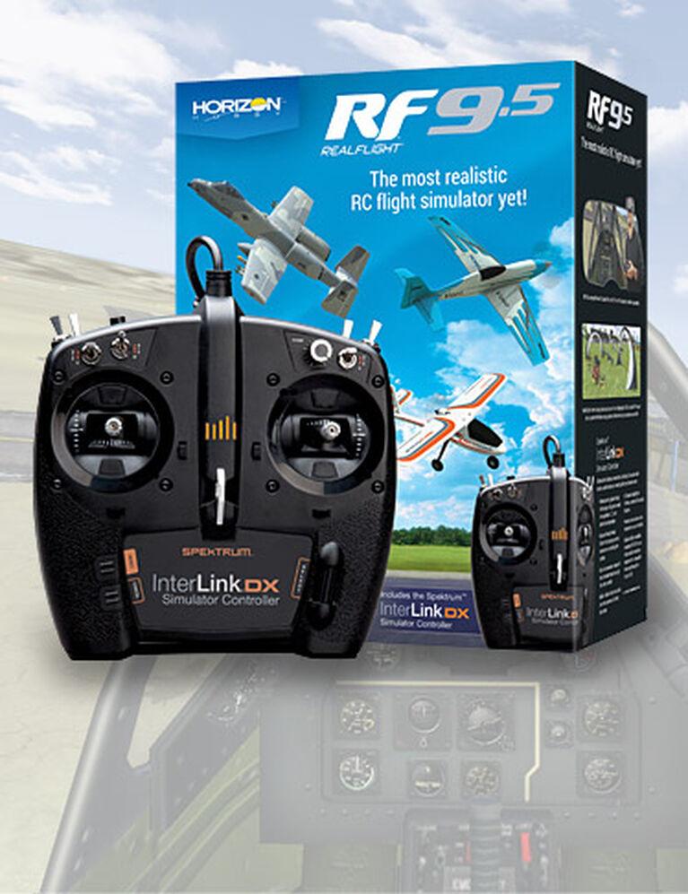 RealFlight 9.5 Flight Simulator
