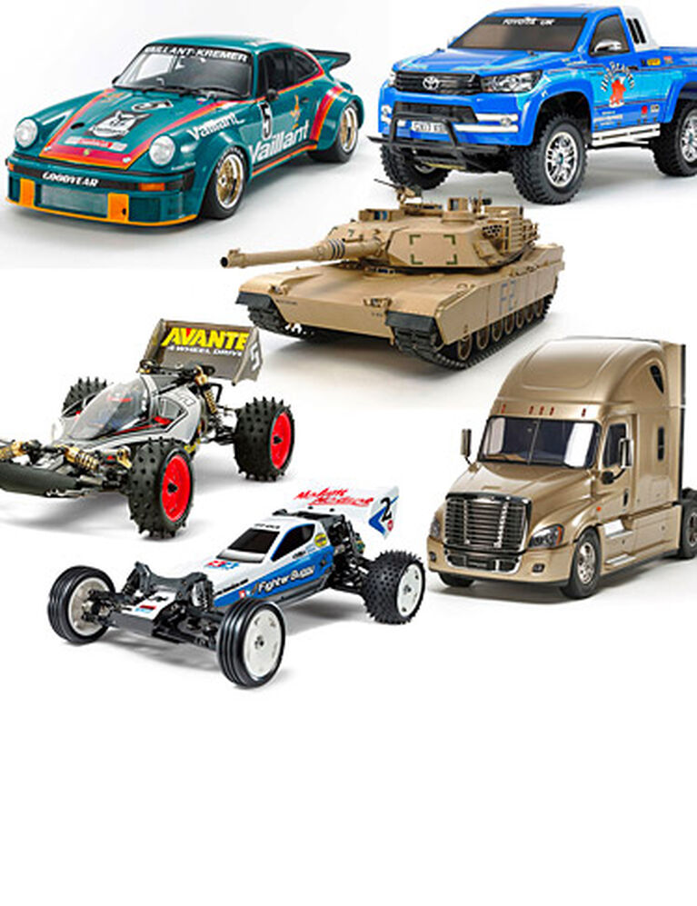Tamiya Top Sellers