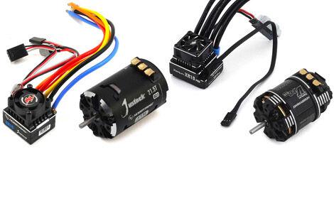 Hobbywing ESC/Motor Combos