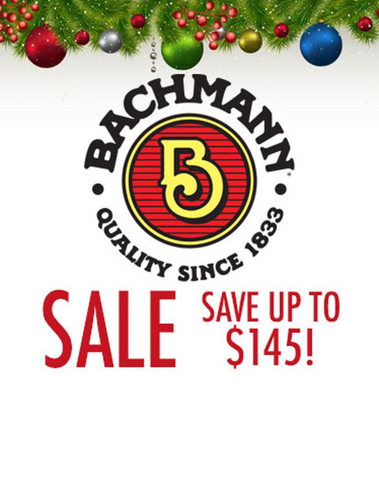 Bachmann Black Friday