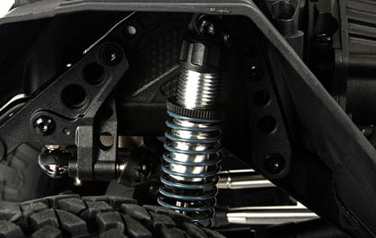 ALUMINUM ADJUSTABLE COILOVER SHOCKS