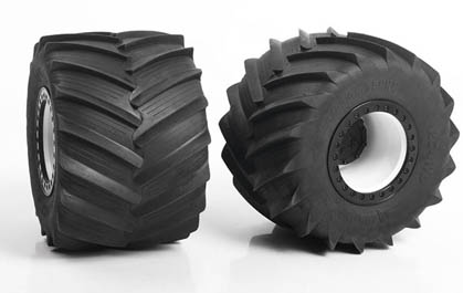Rumble Racing Monster Truck Racing Tires